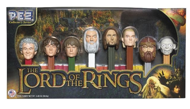 Lord of the Rings collector set